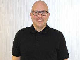 Ansprechpartner Alexander Röhrig, Geschäftsführer der Metallbau Röhrig GmbH & Co. KG aus Hosenfeld