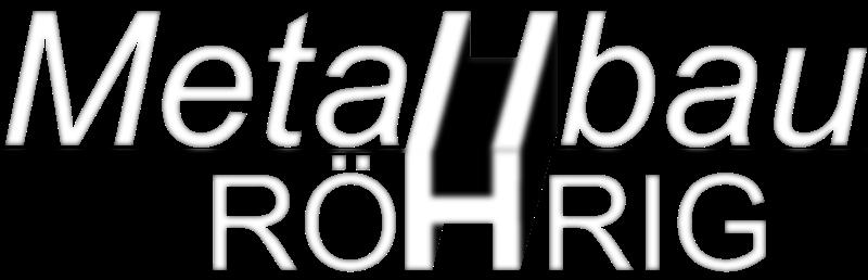 Logo Metallbau Röhrig GmbH & Co. KG aus Hosenfeld nahe Fulda