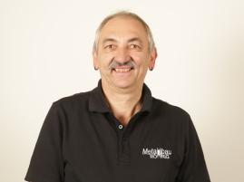 Ansprechpartner Klaus Wienold, Monteur der Metallbau Röhrig GmbH & Co. KG aus Hosenfeld bei Fulda